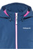 Icepeak Reina Jacket Girls blue-anthracite
